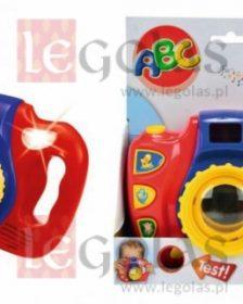 aparat fotograficzny dla malucha - Legolas